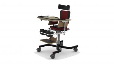 Kinderstoel Aan Eettafel : Aangepaste kinderstoel vilans hulpmiddelenwijzer