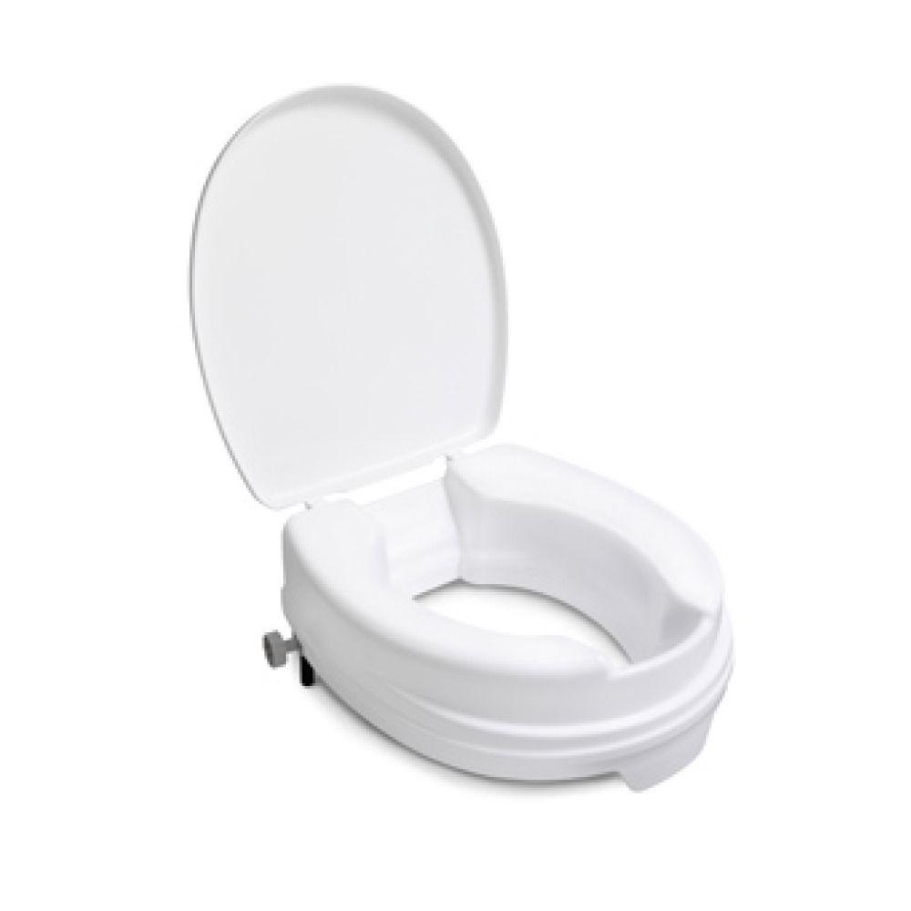Verhoogd Toilet Vergoeding.Toiletzittingen Verhoogd Vast Op Toilet Vilans Hulpmiddelenwijzer
